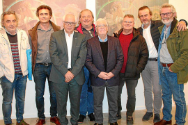 Rafael Armengol presenta 'Parelles de Tiepolo'