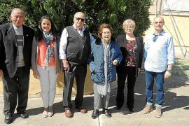 Fiesta en la Casa Regional de Valencia